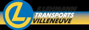 logo F. Lehmann Transports Villeneuve